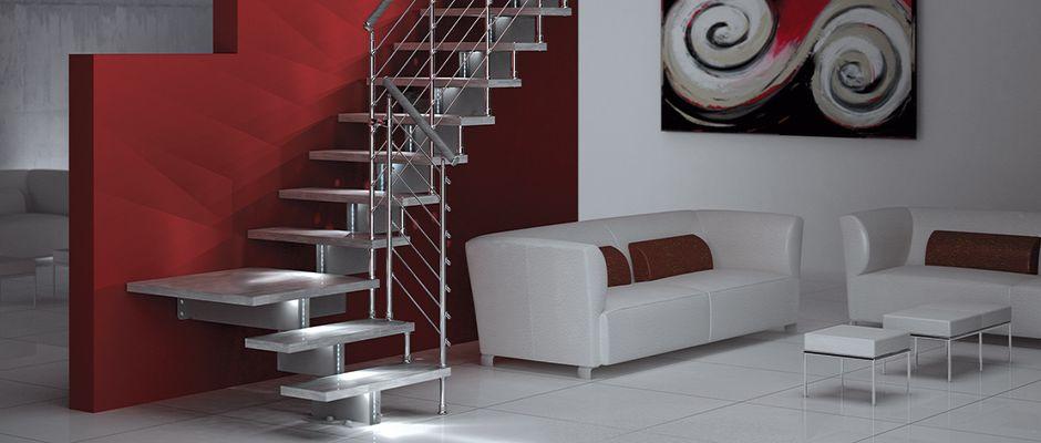 MOBIROLO stepenice